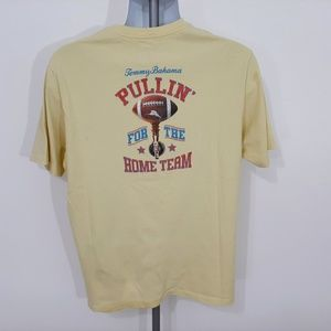 Tommy Bahama Relax Men's T-shirt Size L Yellow RV1